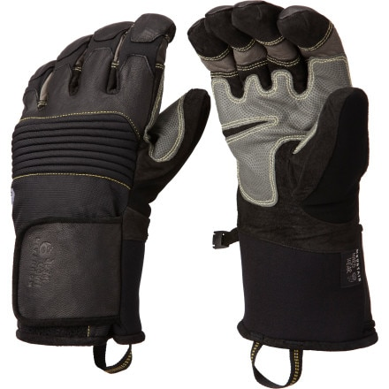 photo: Mountain Hardwear Dragons Claw Glove