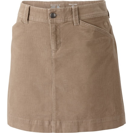 Mountain Hardwear Tunara Cord Skirt - Women's