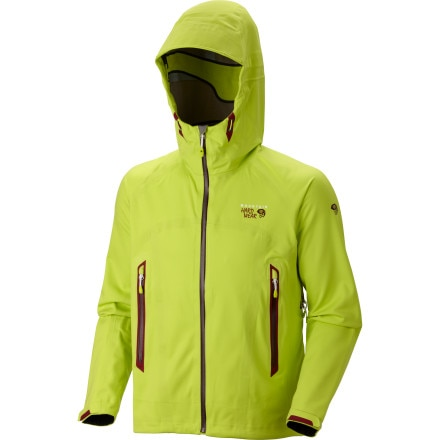 Mountain Hardwear Trinity Softshell Jacket - Men's