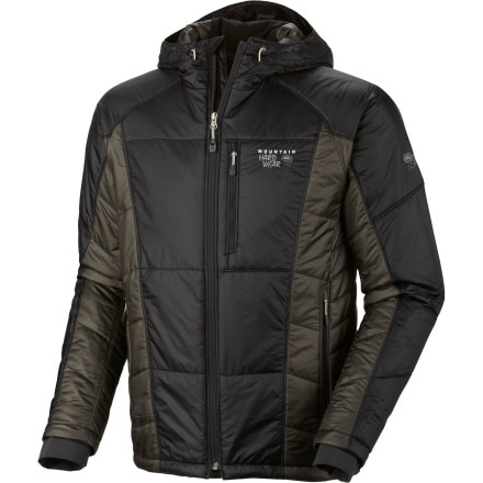 Mountain Hardwear Compressor Insulated Hooded Jacket - Men's