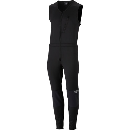 photo: Mountain Hardwear Stretch Thermal Suit