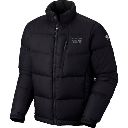 photo: Mountain Hardwear Hunker Down Jacket