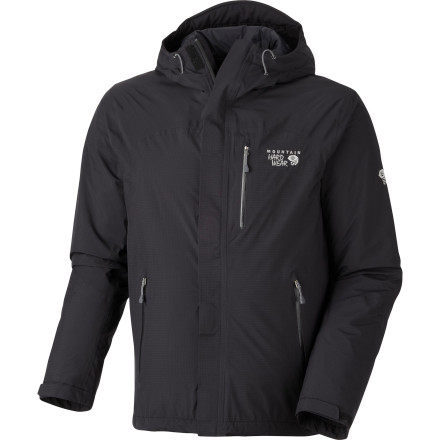 photo: Mountain Hardwear Gravitor Jacket
