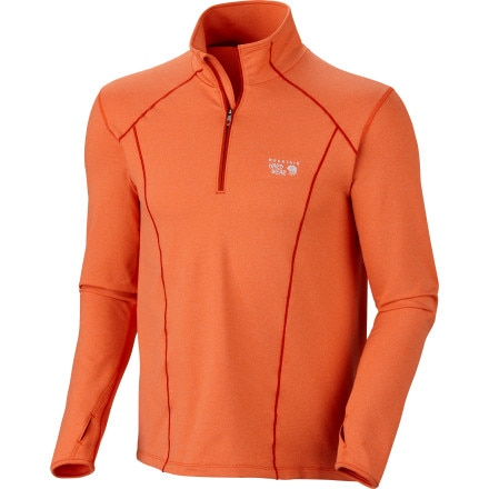 Mountain Hardwear Beta Power 1/4-Zip Shirt - Long-Sleeve - Men's