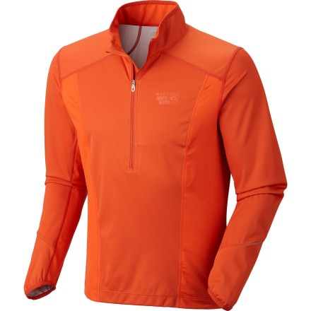 Mountain Hardwear Effusion Power 1/2-Zip Top - Men's