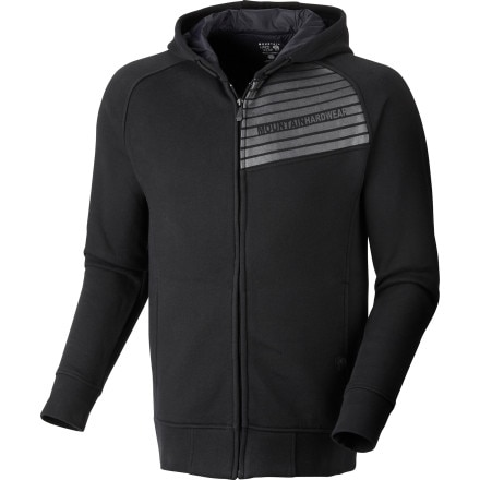 Mountain Hardwear Gravitational Full-Zip Hoody - Men's