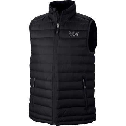photo: Mountain Hardwear Nitrous Vest