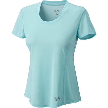 photo: Mountain Hardwear Women's Wicked Lite Short Sleeve T