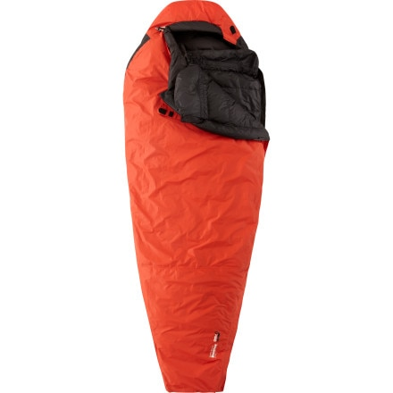 Mountain Hardwear Banshee Sleeping Bag: 0 Degree Down