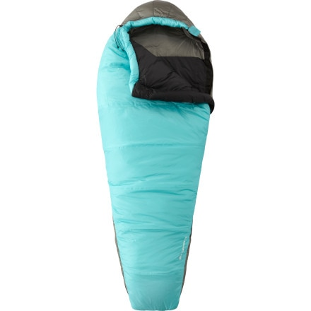 Mountain Hardwear UltraLaminina 15 Sleeping Bag: 15 Degree Thermal Q - Women's