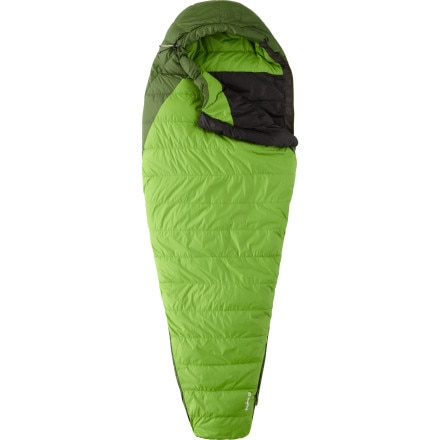 Mountain Hardwear Hibachi 32 Sleeping Bag: 32 Degree Down