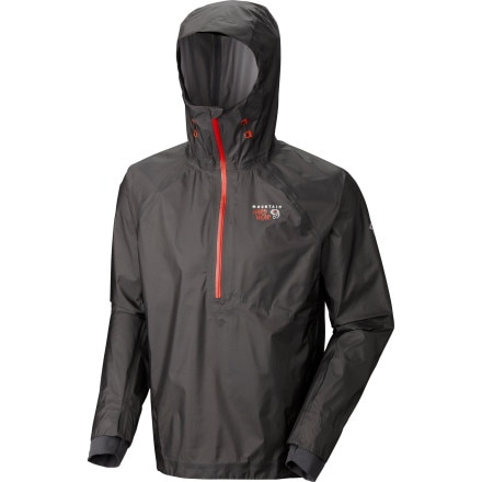 Mountain Hardwear Blazar Pullover Hooded Jacket - Men's