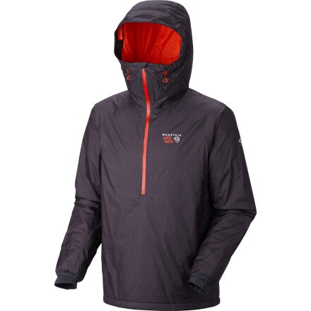 Mountain Hardwear Quasar Insulated Hooded Pullover Jacket - Men's