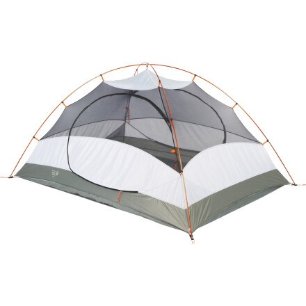 Mountain Hardwear Drifter 4 DP Tent: 4-Person 3-Season