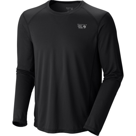 photo: Mountain Hardwear Wicked Lite Long Sleeve T