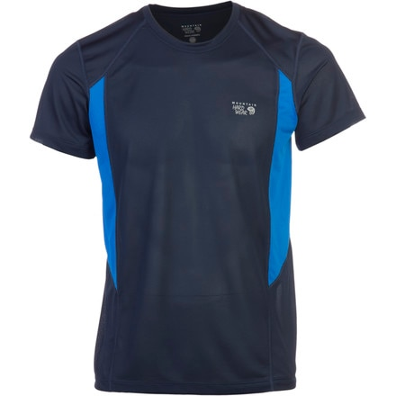 Mountain Hardwear Double Wicked T-Shirt - Short-Sleeve - Men's