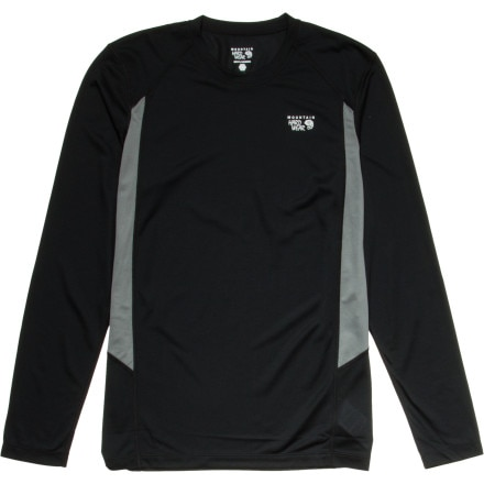 photo: Mountain Hardwear Double Wicked L/S Shirt