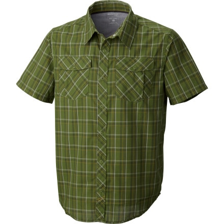 Mountain Hardwear Yohan Shirt - Short-Sleeve - Men's