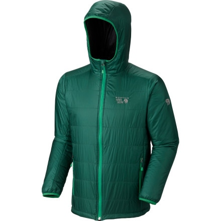photo: Mountain Hardwear Thermostatic Hooded Jacket