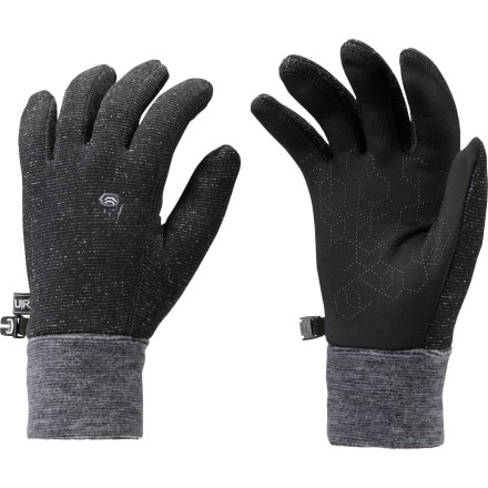 Mountain Hardwear Heavyweight Wool Stretch Glove - Men's