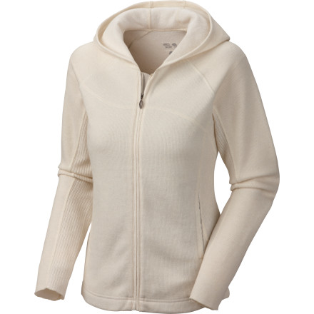 Mountain Hardwear Sarafin Full-Zip Hooded Sweater - Women's