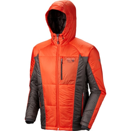 Mountain Hardwear Compressor Hooded Insulated Jacket - Men's