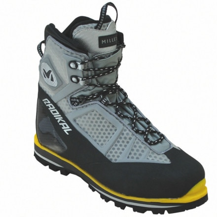 photo: Millet Radikal mountaineering boot