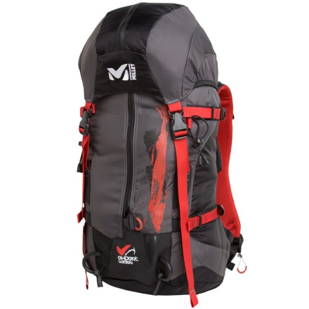 photo: Millet Peuterey 35 Limited overnight pack (2,000 - 2,999 cu in)