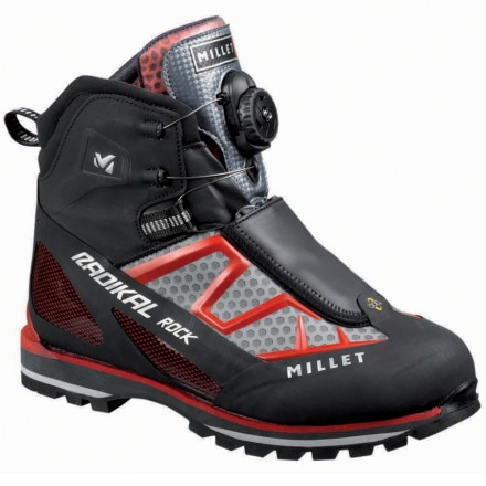 photo: Millet Radikal Rock mountaineering boot