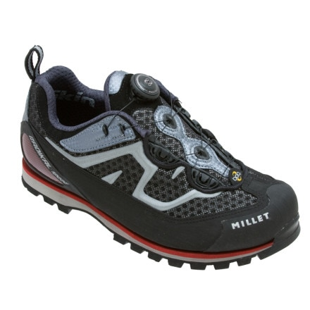 photo: Millet Radikal Speed approach shoe