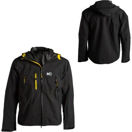 photo: Millet Aerial Max Jacket waterproof jacket