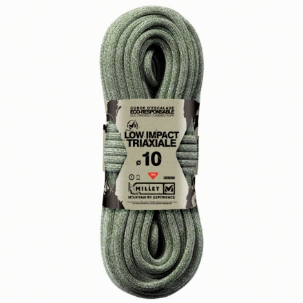 Millet Low Impact Triaxiale Single Rope - 10mm