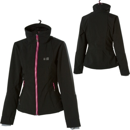 photo: Millet Blast Jacket fleece jacket