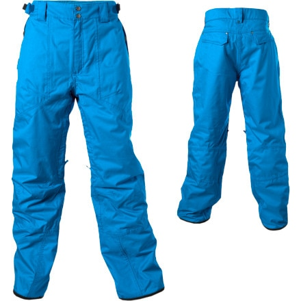 photo: Millet Back Explosion Pant snowsport pant