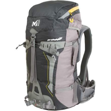photo: Millet Prolighter 32+ winter pack