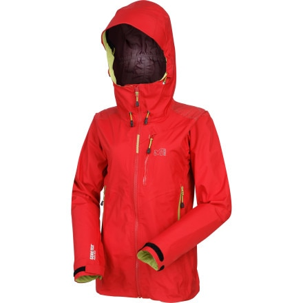 photo: Millet Women's Trilogy GTX Jacket waterproof jacket