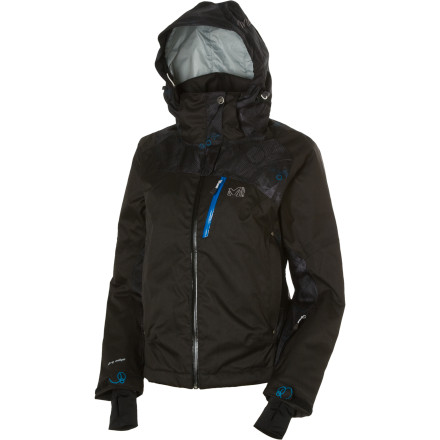 photo: Millet Haguro Jacket snowsport jacket