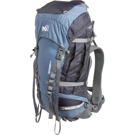 photo: Millet Odyssee 50 + 10 weekend pack (3,000 - 4,499 cu in)