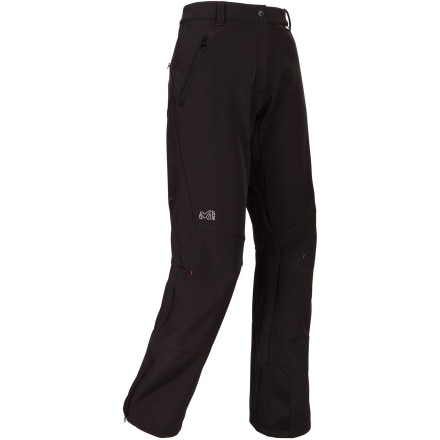 photo: Millet LD Monterosa Pant soft shell pant