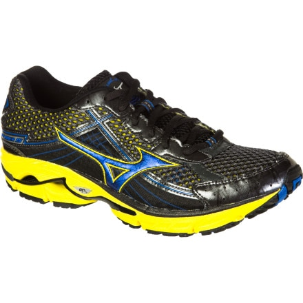 photo: Mizuno Men's Wave Rider 15 trail running shoe