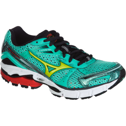 photo: Mizuno Women's Wave Inspire 8 trail running shoe