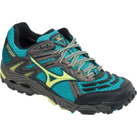 photo: Mizuno Women's Wave Cabrakan 3 trail running shoe