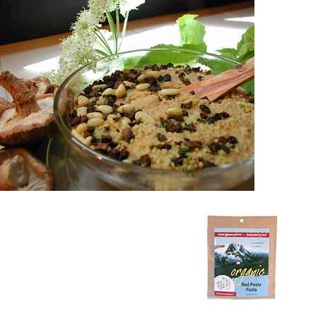 photo: Mary Janes Farm Organic Wild Forest Mushroom Couscous vegetarian entrée