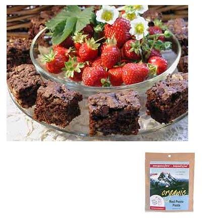photo: Mary Janes Farm Organic Brownies dessert