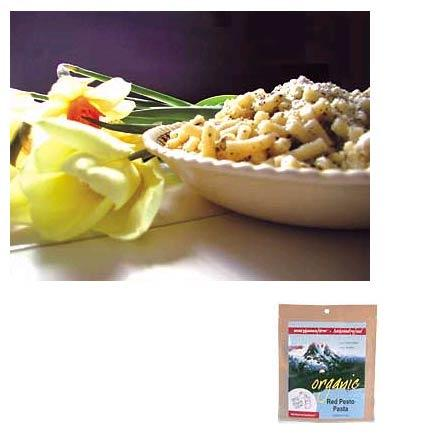 photo: Mary Janes Farm Organic Alfredo Pasta vegetarian entrée