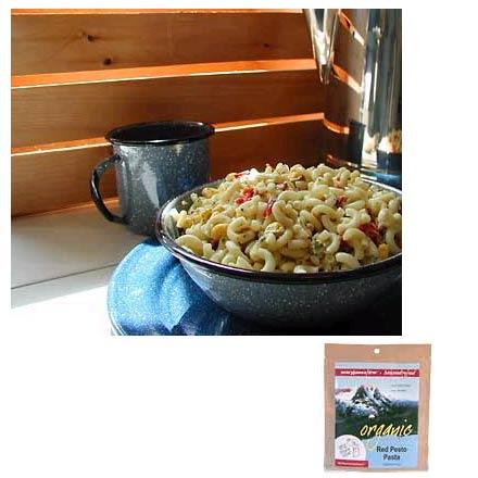 photo: Mary Janes Farm Organic Santa Fe Pasta vegetarian entrée