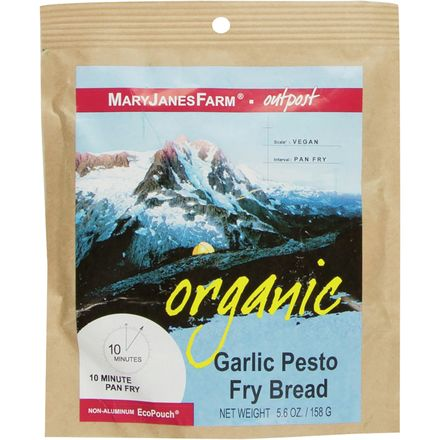 Mary Janes Farm Organic Garlic Pesto Fry Bread