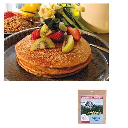 photo: Mary Janes Farm Organic Griddle Cakes breakfast