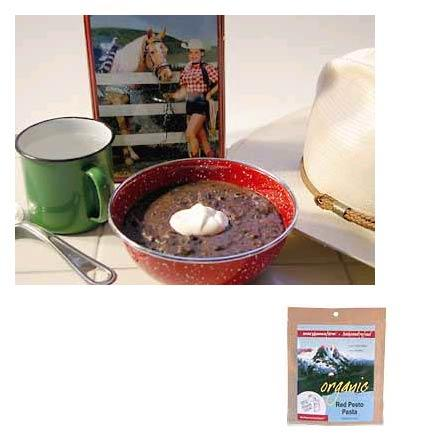 Mary Janes Farm Organic Velvety Black Bean Soup