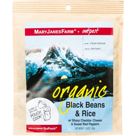 photo: Mary Janes Farm Organic Black Beans &amp; Rice